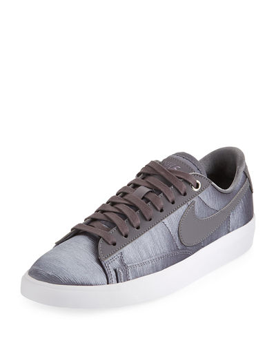 75d4c6df929ff Nike Outburst Mixed Lace-Up Sneakers from Neiman Marcus - Styhunt