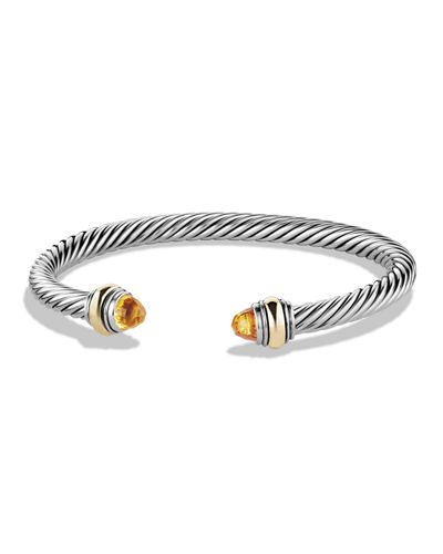 David Yurman Color Classics Bracelet with Gold