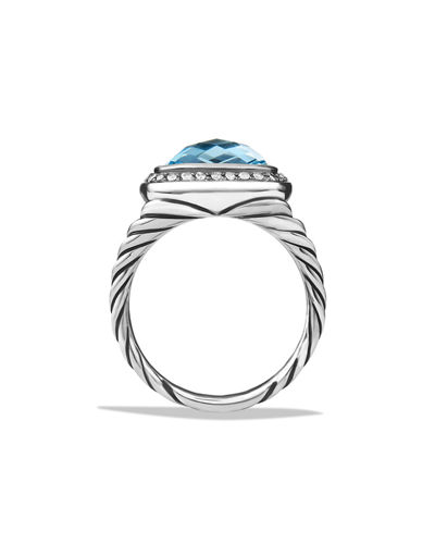 Albion Ring with Diamonds