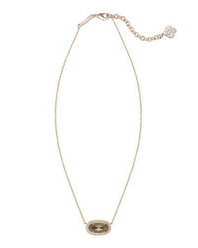 Kendra Scott Eloise East-West Pendant Necklace