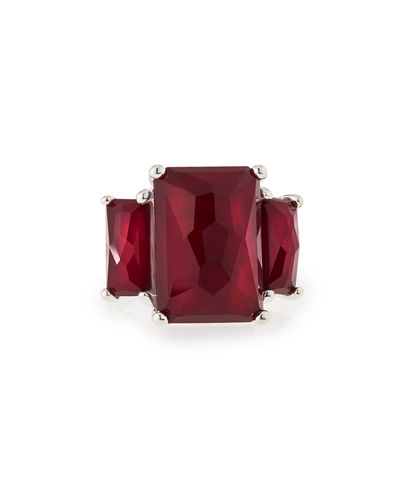 Ippolita Rock Candy 3-Stone Ring