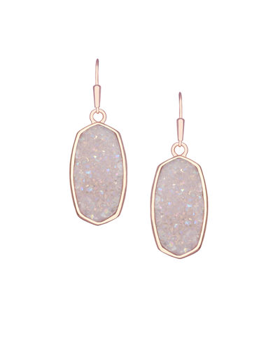 Kendra Scott Druzy Agate Earrings