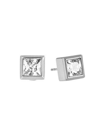 Michael Kors Park Avenue Crystal Stud Earrings