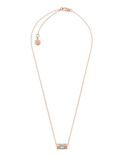 Michael Kors Park Avenue Capsule Pendant Necklace