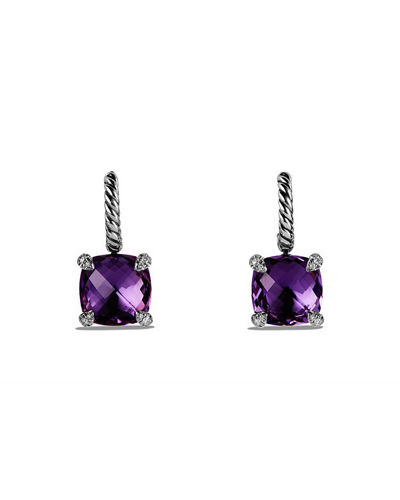 David Yurman 11mm Châtelaine Drop Earrings