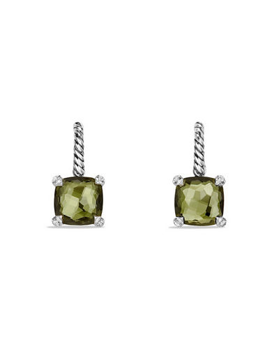 11mm Châtelaine Drop Earrings