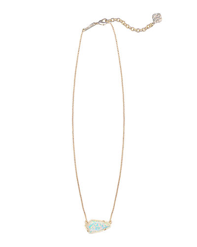 Kendra Scott Cami Opal Pendant Necklace