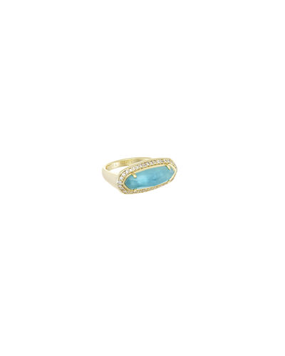 Arielle East-West Statement Ring