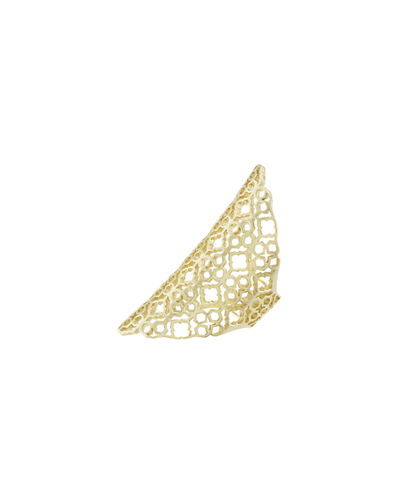 Boone Openwork Statement Ring