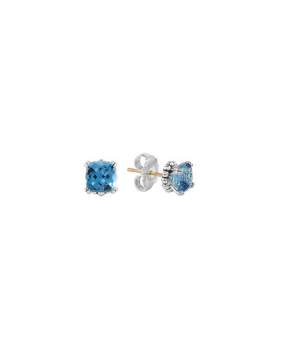 Lagos Prism Caviar Stud Earrings