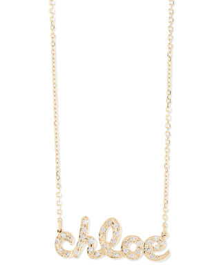 Sarah Chloe Plated Ball Chain Necklace, 36L