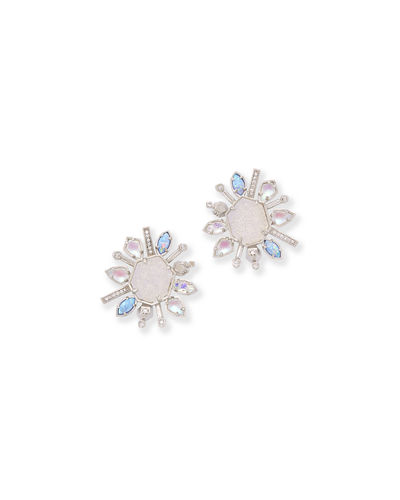 Kendra Scott Ophelia Statement Stud Earrings