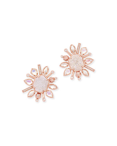 Ophelia Statement Stud Earrings
