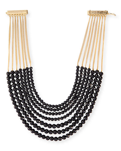 Mini Raissa Beaded Necklace