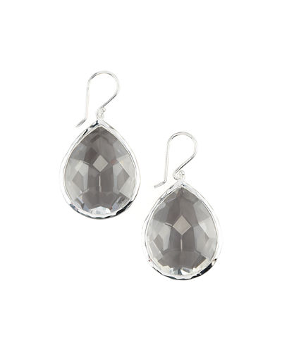 Sterling Silver Wonderland Teardrop Earrings