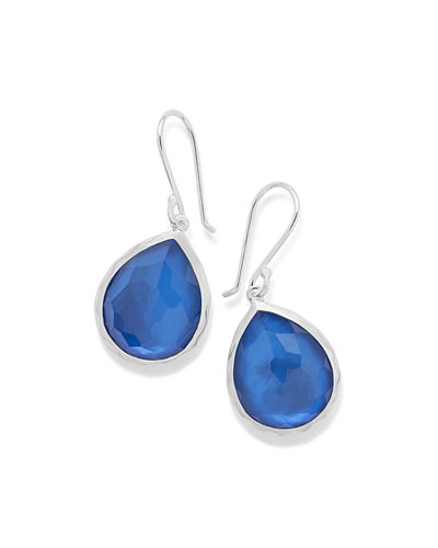 Wonderland Teardrop Earrings in Ultramarine