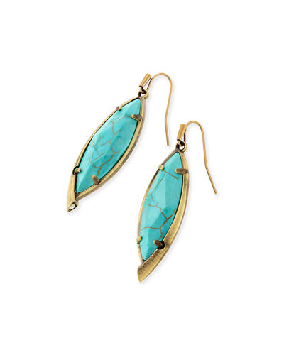 Maxwell Statement Earrings
