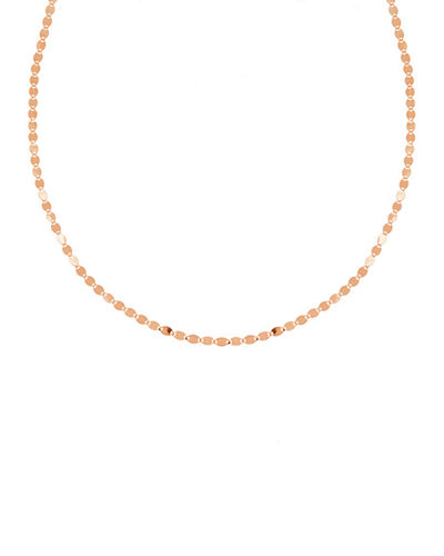 Bond Nude Chain Choker Necklace