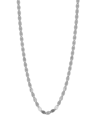 Mega Nude Long Chain Necklace, 30
