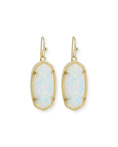 Dani Statement Drop Earrings