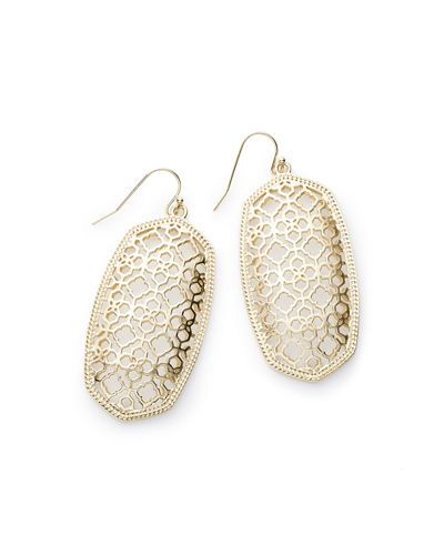 Danielle Statement Drop Earrings