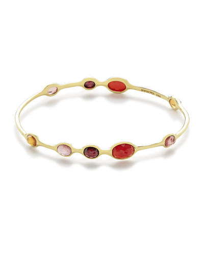Ippolita 18k Rock Candy® 9-Station Bangle