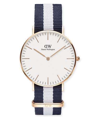 36mm Classic Glasgow Winchester Watch