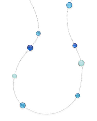 925 Wonderland Lollipop Station Necklace, 43