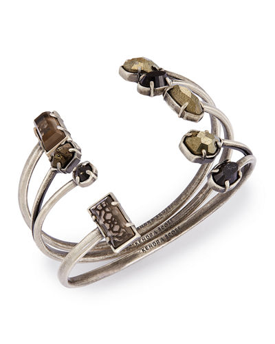 Cammy Statement Cuff Bracelet
