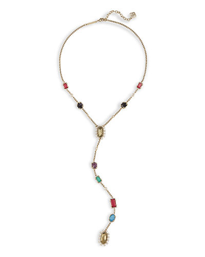 Liesl Lariat Necklace