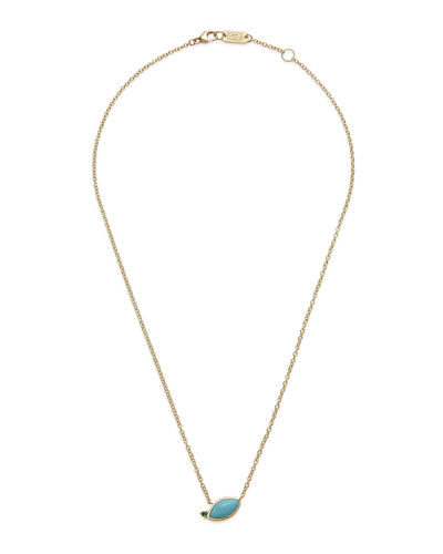 Prisma Angled Marquis Necklace