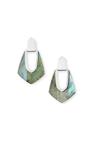 Kendra Scott Kensley Shell Drop Earrings