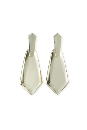 Kendra Scott Darren Metal-Drop Earrings