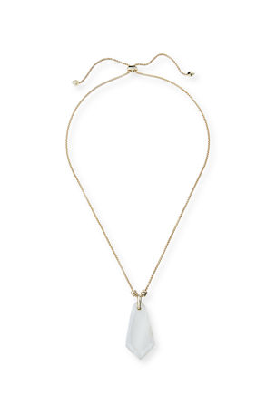 Kendra Scott Loris Long Pendant Necklace