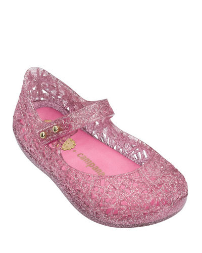 Mini Campana Zigzag VI Mary Jane Flat, 5T-10T