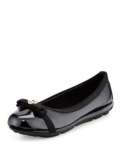 MICHAEL Michael Kors Rover Lux Ballet Flat, Youth