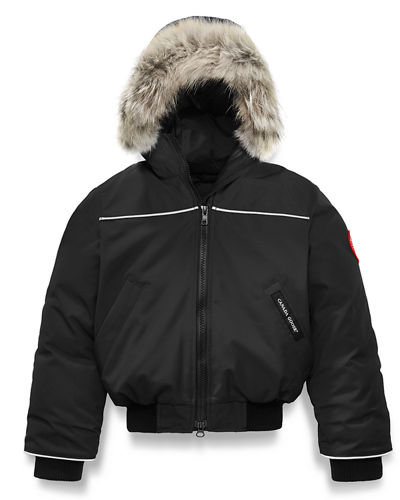 Grizzly Down Bomber Jacket, Size 2-7