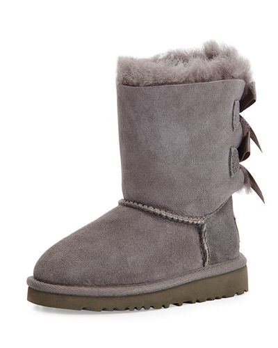UGG Australia UGG Bailey Boot with Bow, Toddler