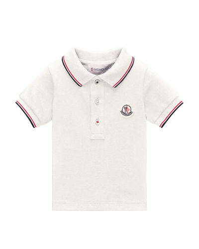 moncler junior polo