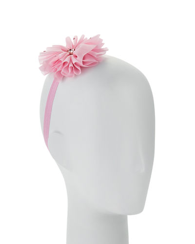 Stretch 3D Flower Headband