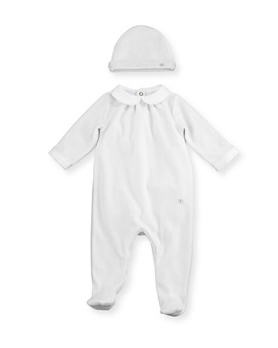 Footie Pajama Gift Set, Size 1-6 Months