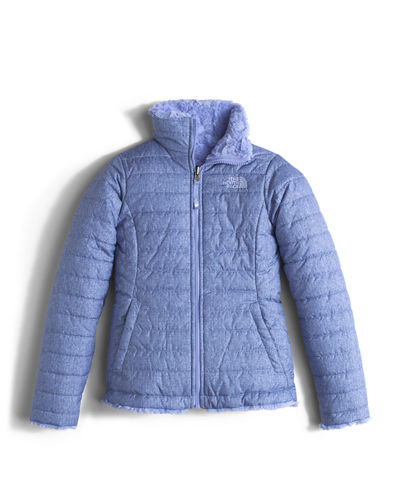 Mossbud Reversible Quilted Swirl Jacket, Size XXS-XL