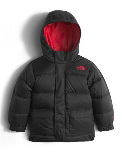 Harlan Hooded Down Parka, Size 2-4