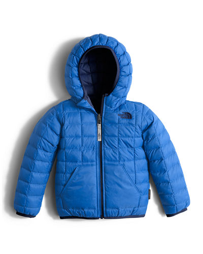 Boys' Reversible ThermoBall™ Hooded Jacket, Size 2-4