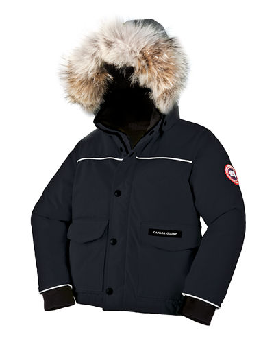 Canada Goose kids outlet authentic - Canada Goose Kids' Wear : Bomber & Puffer Jackets at Neiman Marcus