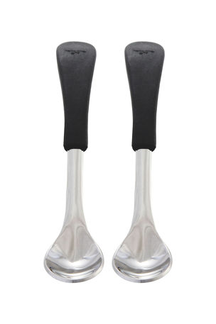 Avanchy Baby's Stainless Steel Spoon Set