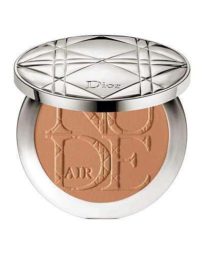 Diorskin Nude Air Tan Powder Healthy Glow Sun