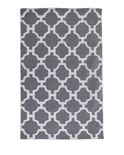 "Empire Star Indoor/Outdoor Rug, 3'5"" x 5'5"""