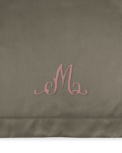 Two Standard 624 Thread Count Pillowcases