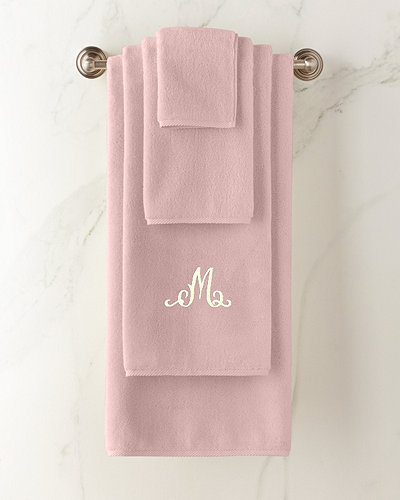 Neiman Marcus Pink Home Decor Ebth: Pink Egyptian Cotton Bath Towel